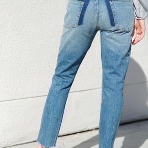 Grlfrnd Denim Karolina SkinnyJeans in Without Love
